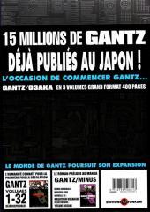 Verso de Gantz/Osaka -2- Tome 2