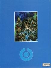Verso de Les gardiens du Maser -1- La 2ème lune