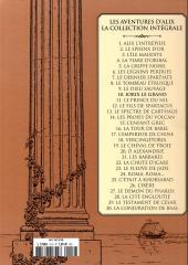 Verso de Alix - La collection (Hachette) -10- Iorix le grand