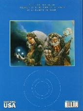 Verso de Les gardiens du Maser -2- L'ile des nains
