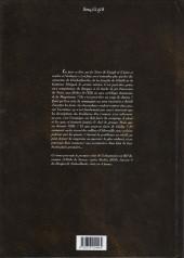 Verso de Le donjon de Naheulbeuk -10- Quatrième saison, Partie 1