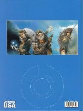 Verso de Les gardiens du Maser -3- L'œil de la mer