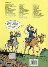 Verso de Les tuniques Bleues -27b- Bull run