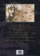 Verso de Pavillon Noir -2- Par-delà les océans