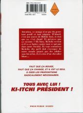 Verso de Ki-itchi VS -1- Volume 1