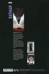 Verso de Batman - Sombre reflet -2- Sombre reflet - Tome 2