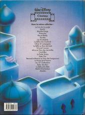 Verso de Aladdin - Tome 1