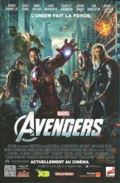 Verso de Avengers (The) (Marvel France 2e série) -5- Une aube nouvelle