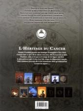 Verso de Zodiaque (Delcourt) -4- L'Héritage du Cancer