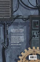 Verso de FreakAngels -6- Volume 6