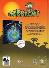 Verso de Grrreeny -1- Vert un jour, vert toujours