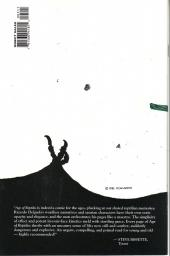 Verso de Age of Reptiles: the Hunt (1996) -5- N°5