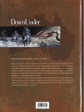Verso de Down Under -1- L'homme de Kenzie's River