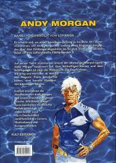 Verso de Andy Morgan -1- Die piraten von lokanga