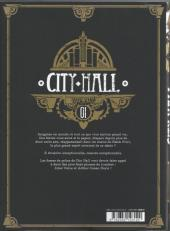 Verso de City Hall -1- Tome 1