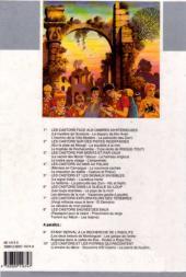 Verso de Tout Mitacq -1a- Les Castors - Face aux ombres mystérieuses