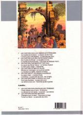 Verso de Tout Mitacq -2a- Les Castors - Sur des pistes incertaines