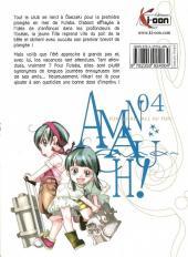 Verso de Amanchu ! -4- Tome 4