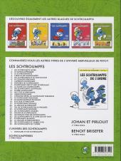 Verso de Schtroumpfs (120 blagues de) -5- 120 blagues et autres surprises 5