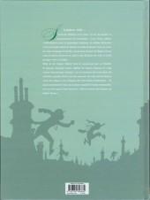 Verso de Les quatre de Baker Street -4- Les orphelins de Londres
