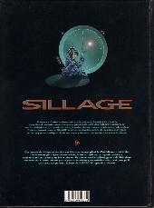 Verso de Sillage -4- Le signe des démons