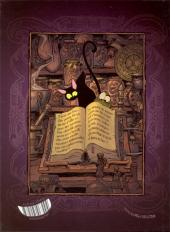 Verso de Sorcelleries -3- Les jeux sont fées !