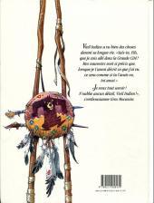 Verso de (AUT) Riff Reb's - L'ours qui a vu l'homme qui a vu l'art
