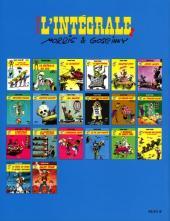 Verso de Lucky Luke (L'intégrale) -2- Volume 2