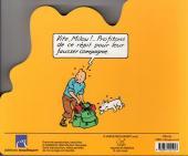 Verso de Tintin - Divers -AN4- Les oursons