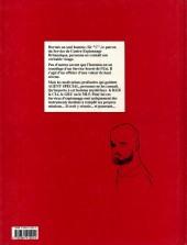 Verso de Agent spécial (Agorma) -1- Le roumain