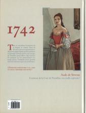 Verso de L'Épervier (Pellerin) -8- Corsaire du Roy