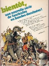 Verso de Histoire de France en bandes dessinées -23- La seconde guerre mondiale