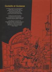 Verso de Godaille et Godasse -INT- L'intégrale