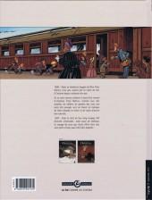 Verso de Le train des Orphelins -1- Jim