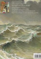 Verso de Pirates -1- Un autre monde
