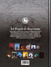 Verso de Zodiaque (Delcourt) -9- Le Voyage du Sagittaire