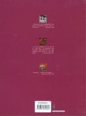 Verso de Adam Sarlech -INT- Trilogie Adam Sarlech