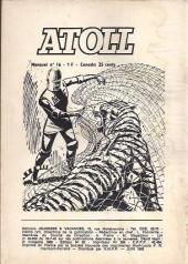 Verso de Anouk -12- Les montagnards sont là