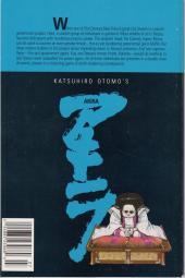 Verso de Akira (1988) -7- Prisoners and Players