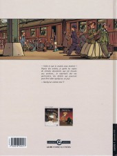 Verso de Le train des Orphelins -2- Harvey