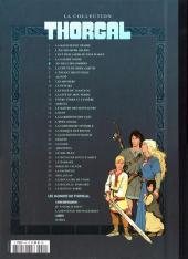 Verso de Thorgal - La collection (Hachette) -5- Au-delà des ombres