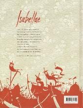 Verso de Isabellae -1- L'homme-nuit