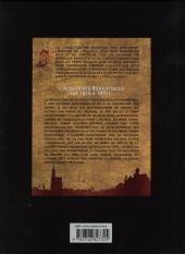 Verso de L'alsace -10- L'alsace des romantiques (de 1815 à 1871)
