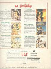 Verso de Les amours de l'histoire -32- Péricles et Aspasie