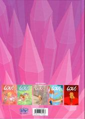 Verso de Lou ! -6- L'âge de cristal
