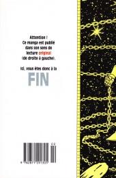 Verso de Les chevaliers du Zodiaque (Kana) -2- Un combat à mort ! Chevalier Pégase contre chevalier du Dragon !