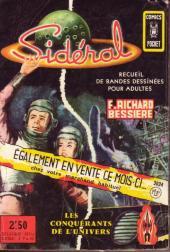 Verso de (Recueil) Comics Pocket -3033- La sinistre madame Atomos - Madame Atomos sème la terreur - Atomos (n°1 et n° 2)