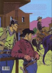 Verso de Teddy Ted -7- Quand les coyotes hurleront