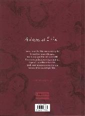 Verso de Adam et Elle -1- Première partie