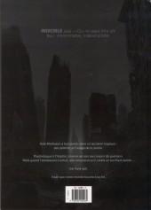 Verso de Indicible -1- Les dieux noirs